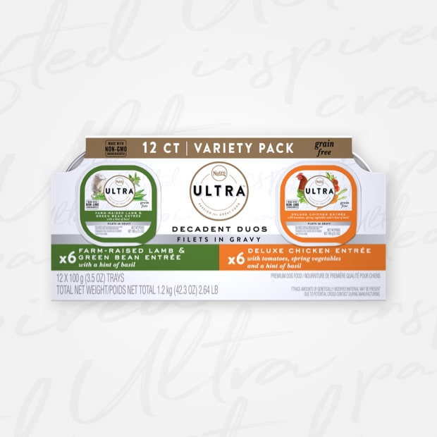 Nutro Lamb and Chicken variety pack
