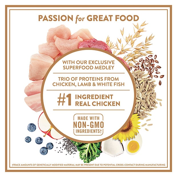 Nutro Passion for Great Food Non GMO image
